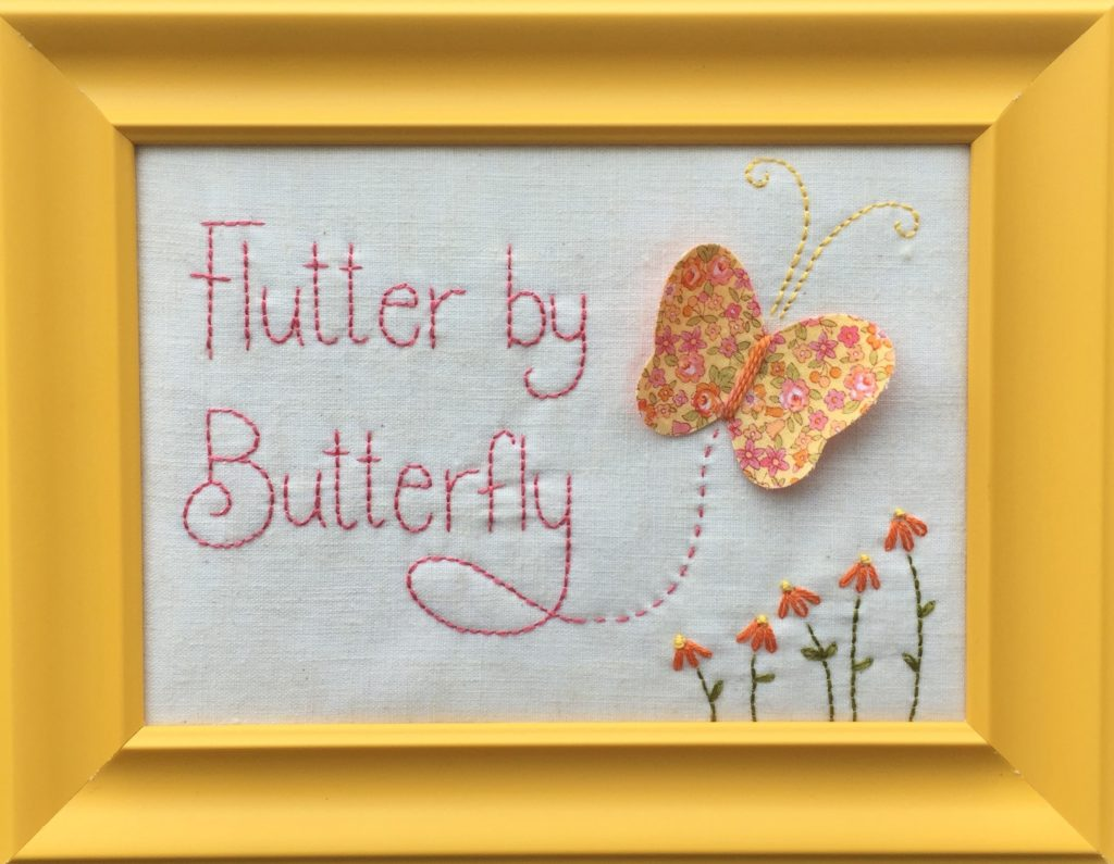 Flutter By, Butterfly