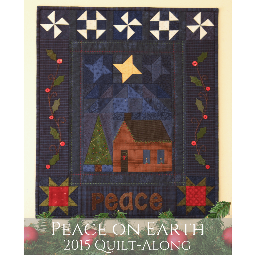 Peace on Earth Quilt-Along