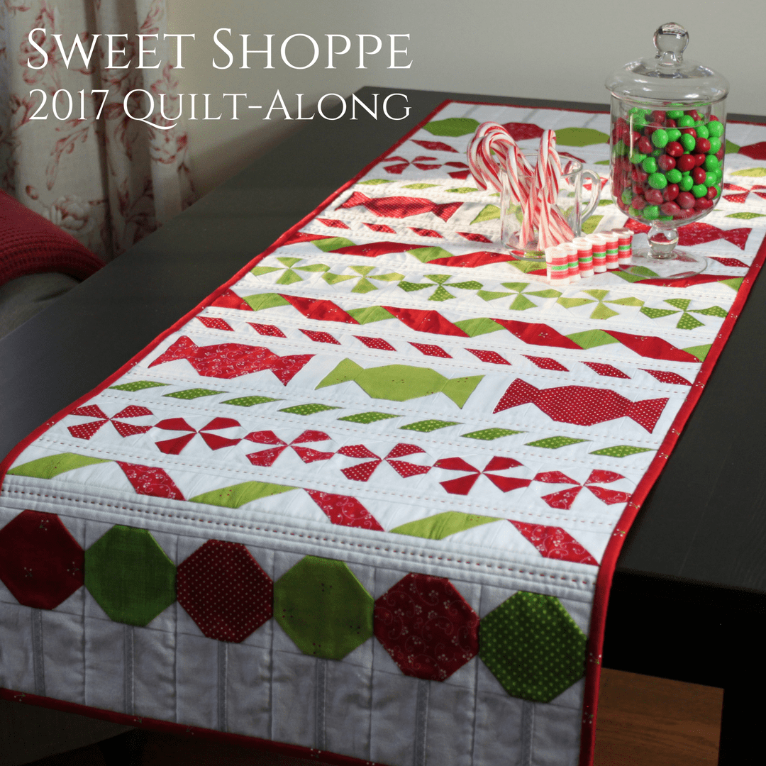 Sweet Shoppe Quilt-Along